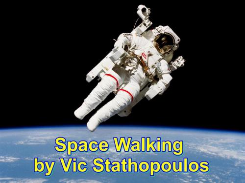 Space Walking Picture
