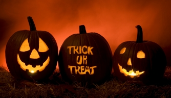 Halloween: Trick or Treat Picture