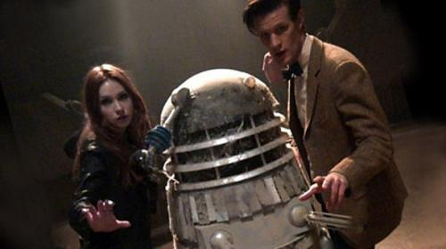 Asylum of the Daleks Picture