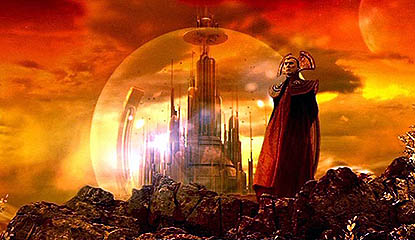 Citadel on Gallifrey Picture