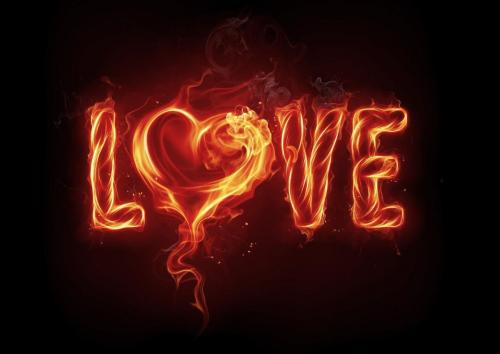Love Fire Picture