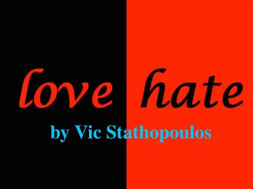 Love and Hate Song