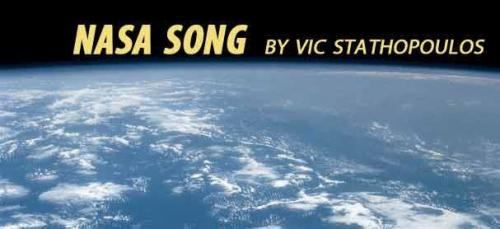 NASA Song by Vic Stathopoulos Picture